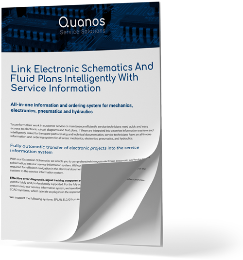 Quanos fact sheet Extension Schematic