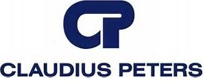 Logo Claudius Peters Projects GmbH
