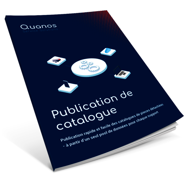 Publication de catalogue