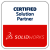 Logo DS SolidWorks Corp.